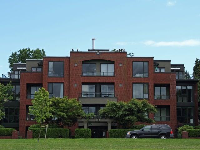 204 - 2160 Cornwall Ave - Kitsilano Apartment/Condo for sale, 1 Bedroom (V894577)