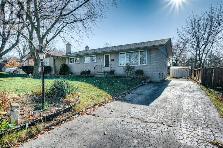 251 WILLOWDALE Place - Waterloo House for sale, 3 Bedrooms (40043918)