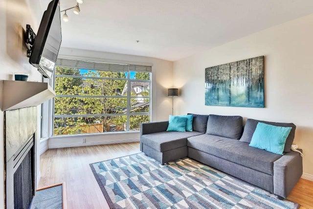304 2525 W 4TH AVENUE - Kitsilano Apartment/Condo for sale, 1 Bedroom (R2605996)