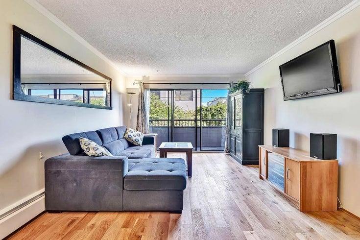 206 2475 YORK AVENUE - Kitsilano Apartment/Condo for sale, 1 Bedroom (R2606001)