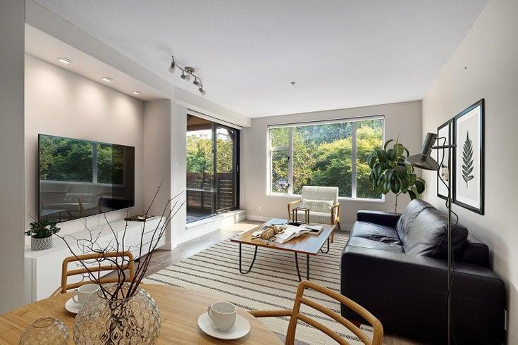 302 2525 BLENHEIM STREET - Kitsilano Apartment/Condo for sale, 1 Bedroom (R2611488)