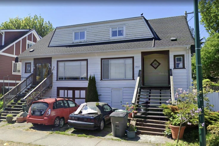 1965 TRUTCH STREET - Kitsilano Duplex for sale, 8 Bedrooms (R2616483)