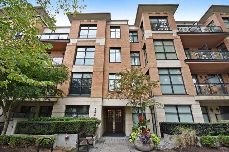 302 2065 W 12TH AVENUE - Kitsilano Apartment/Condo for sale, 2 Bedrooms (R2121526)