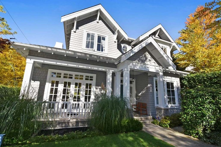 4297 WEST 11TH AVENUE - Point Grey House/Single Family for sale, 4 Bedrooms (R2314851)