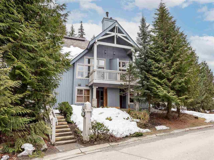 4 4661 BLACKCOMB WAY - Benchlands Townhouse for sale, 3 Bedrooms (R2560622)