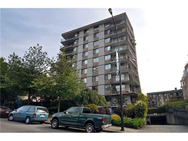 # 204 540 LONSDALE AV - Lower Lonsdale Apartment/Condo for sale, 1 Bedroom (V1039111)