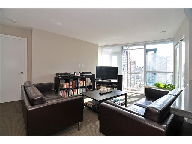 # 1306 833 SEYMOUR ST - Downtown VW Apartment/Condo for sale, 1 Bedroom (V1042693)