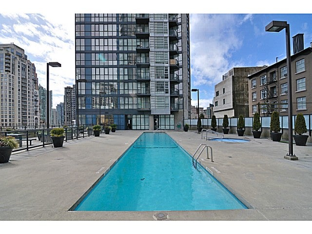 # 1507 1155 SEYMOUR ST - Downtown VW Apartment/Condo for sale(V1101779)