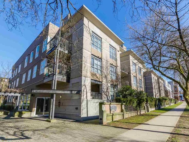 205 2161 W 12TH AVENUE - Kitsilano Apartment/Condo for sale, 3 Bedrooms (R2141673)