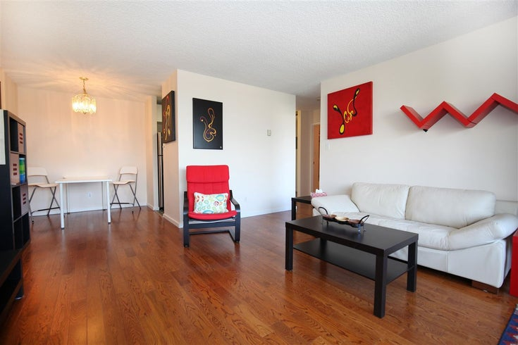 905 1816 HARO STREET - West End VW Apartment/Condo for sale, 1 Bedroom (R2307028)
