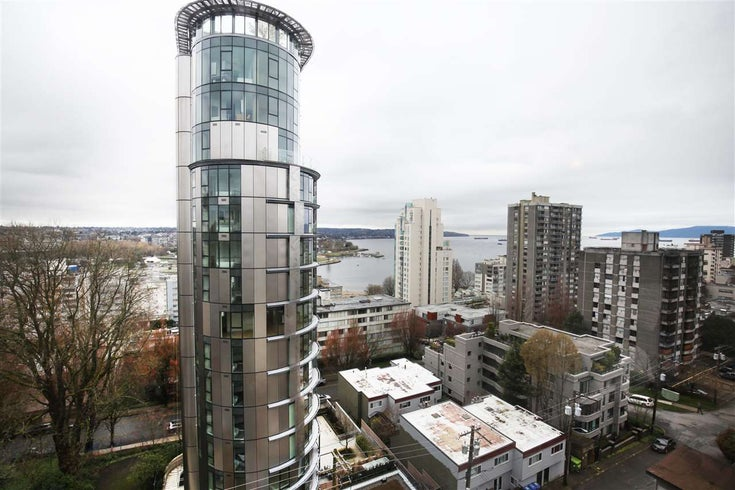 1008 1250 BURNABY STREET - West End VW Apartment/Condo for sale(R2405854)