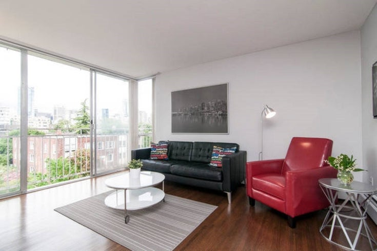 506 1250 BURNABY STREET - West End VW Apartment/Condo for sale, 1 Bedroom (R2420668)