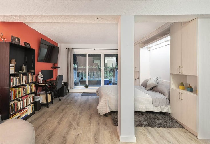 107 1655 NELSON STREET - West End VW Apartment/Condo for sale(R2422833)