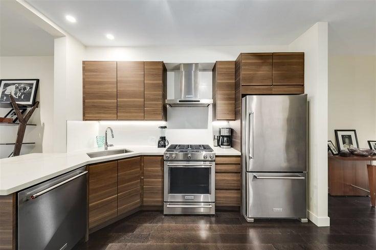 309 2175 SALAL DRIVE - Kitsilano Apartment/Condo for sale, 1 Bedroom (R2509771)
