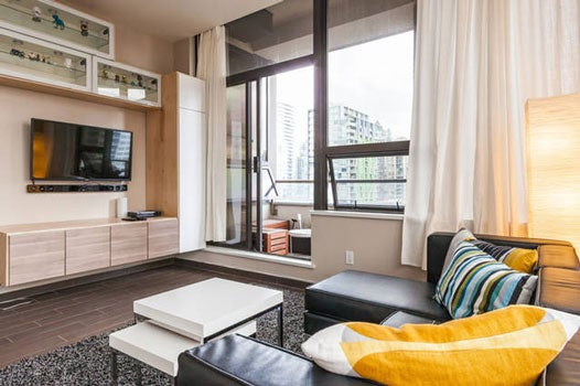 1010 Howe Street - Downtown VE Apartment/Condo for sale, 1 Bedroom (Vancity Flats)