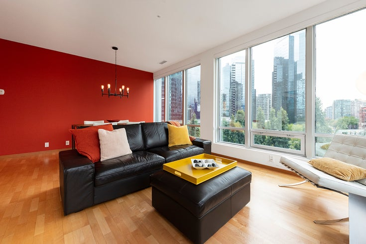 989 Nelson Steet - Downtown VW Apartment/Condo for sale, 2 Bedrooms (Vancity Flats)