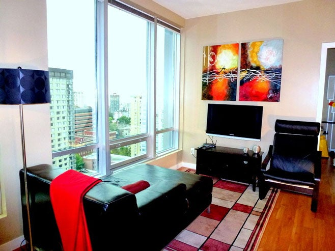 989 Nelson Street - Downtown VW Apartment/Condo for sale, 1 Bedroom (Vancity Flats)