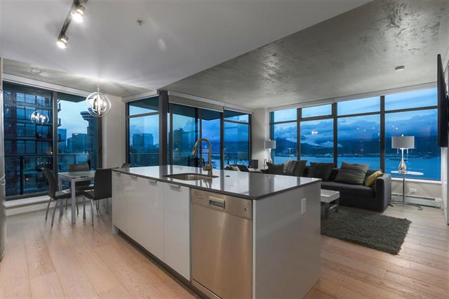 2809 108 W Cordova Street - Downtown VW Apartment/Condo for sale, 2 Bedrooms (R2359812)