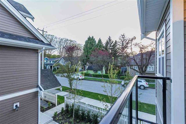 1002 E 20TH AVENUE - Fraserview VE Townhouse for sale, 3 Bedrooms (R2290369)
