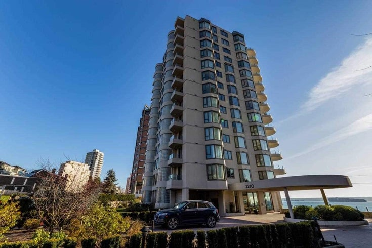 801 2280 BELLEVUE AVENUE - Dundarave Apartment/Condo for sale, 2 Bedrooms (R2368529)