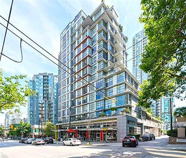 1108 1205 HOWE STREET - Downtown VW Apartment/Condo for sale, 1 Bedroom (R2616524)