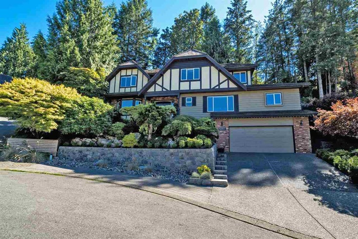 5257 TIMBERFEILD PLACE - Upper Caulfeild House/Single Family for sale, 5 Bedrooms (R2480498)