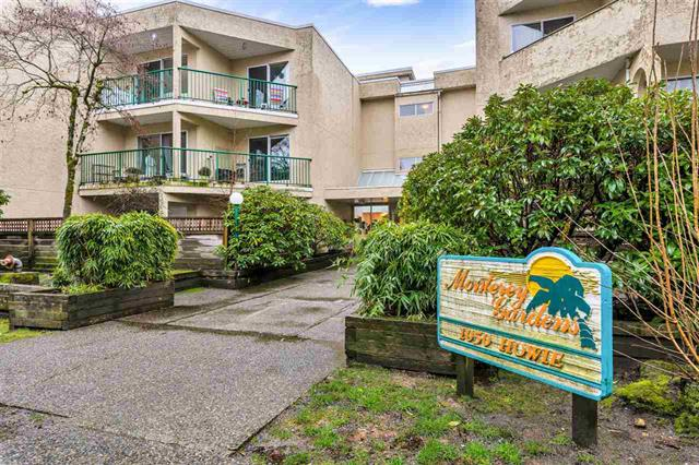 108 1050 HOWIE AVENUE - Central Coquitlam Apartment/Condo for sale, 1 Bedroom (R2433399)
