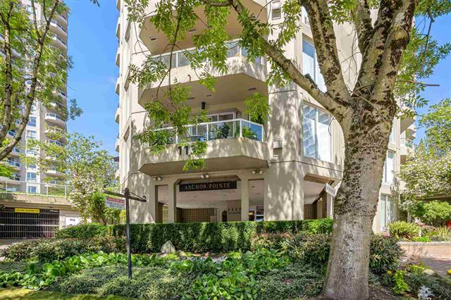 207 1135 QUAYSIDE DRIVE - Quay Apartment/Condo for sale, 2 Bedrooms (R2484694)