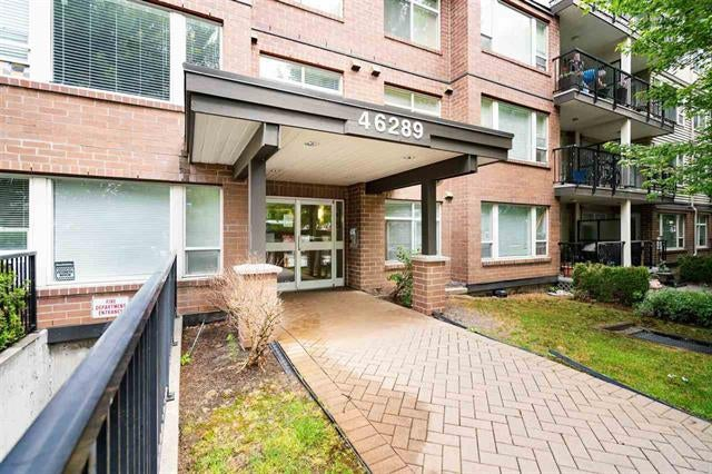 109 46289 YALE ROAD - Chilliwack E Young-Yale Apartment/Condo for sale, 1 Bedroom (R2590881)