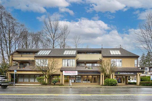 305 3187 MOUNTAIN HIGHWAY - Lynn Valley Apartment/Condo for sale, 2 Bedrooms (R2536900)
