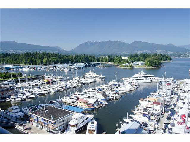 1006 499 Broughton Street - Coal Harbour Apartment/Condo for sale, 2 Bedrooms (V1097620)