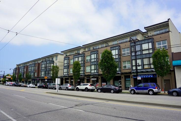 309 2239 KINGSWAY AVENUE - Victoria VE Apartment/Condo for sale, 2 Bedrooms (R2380885)