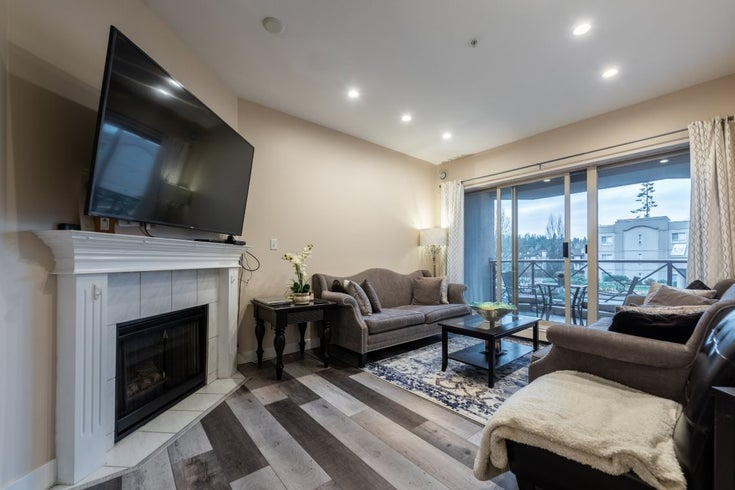 227 2109 Rowland Street - Central Pt Coquitlam Apartment/Condo for sale, 2 Bedrooms (R2426546)