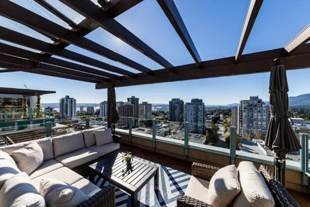 1601 1555 EASTERN AVENUE - Central Lonsdale Apartment/Condo for sale, 2 Bedrooms (R2526595)