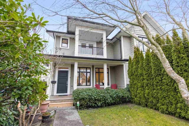 330 E 11TH STREET - Central Lonsdale 1/2 Duplex for sale, 3 Bedrooms (R2548745)