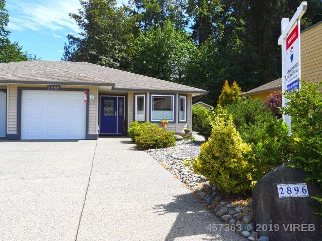 2896 CASWELL STREET - Du Chemainus Half Duplex for sale, 2 Bedrooms (457363)