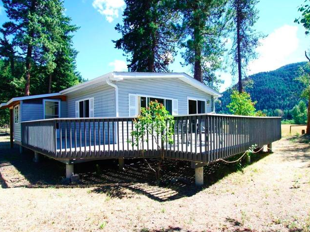 2333 Coalmont Rd, Tulameen BC - Tulameen HOUSE for sale, 2 Bedrooms (171623)