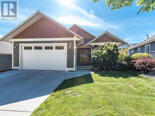 115 - 4400 MCLEAN CREEK ROAD - Okanagan Falls House for sale, 3 Bedrooms (182599)