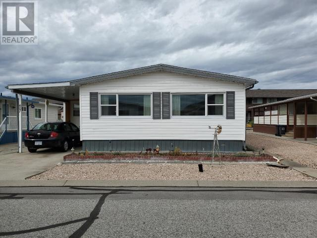 607 - 3105 SOUTH MAIN STREET - Penticton Mobile Home for sale, 3 Bedrooms (180592)