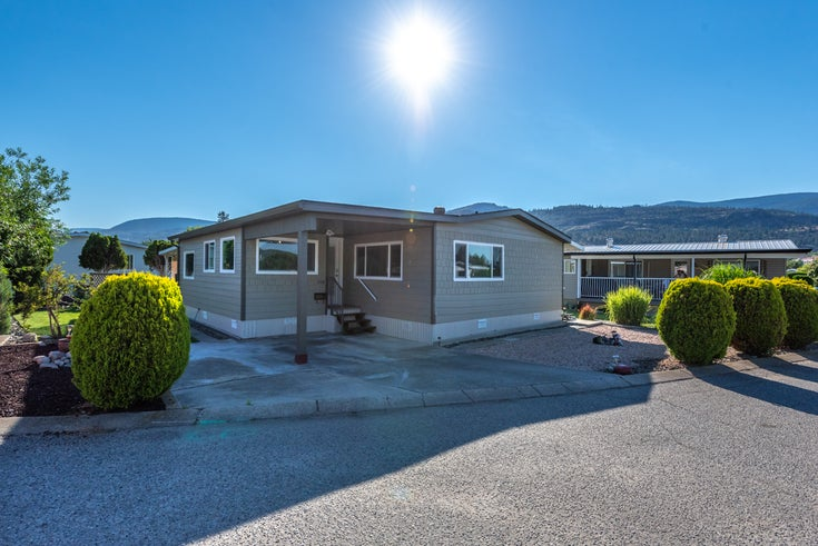 308 - 321 YORKTON AVE - Penticton Mobile Home for sale, 2 Bedrooms (173117)
