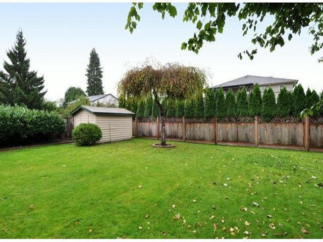 20252 HAMPTON ST - Southwest Maple Ridge House/Single Family for sale, 5 Bedrooms (V1090406) #19