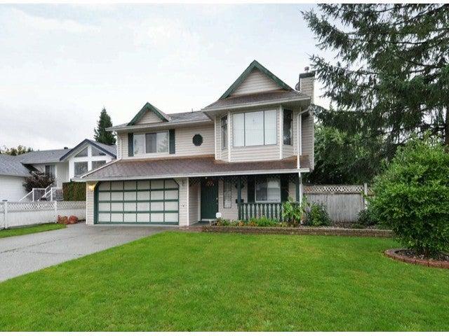 20252 HAMPTON ST - Southwest Maple Ridge House/Single Family for sale, 5 Bedrooms (V1090406) #1
