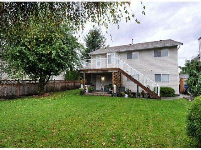20252 HAMPTON ST - Southwest Maple Ridge House/Single Family for sale, 5 Bedrooms (V1090406) #20
