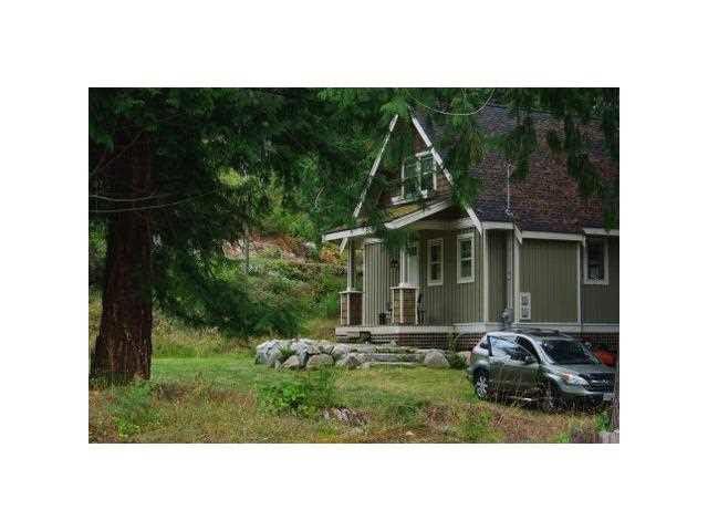 13514 LEE ROAD - Pender Harbour Egmont House/Single Family for sale, 2 Bedrooms (V1139763) #13