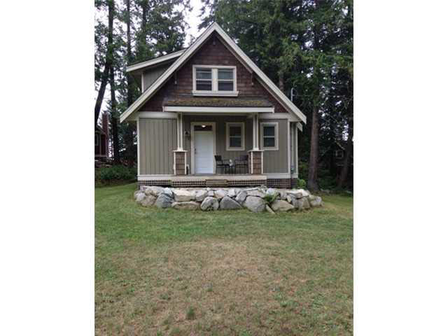 13514 LEE ROAD - Pender Harbour Egmont House/Single Family for sale, 2 Bedrooms (V1139763) #1