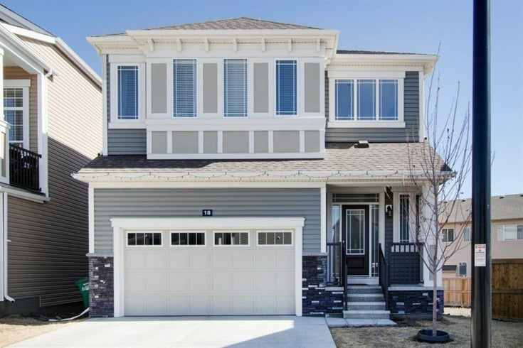 18 Osborne Common SW - South Windsong Detached for sale, 3 Bedrooms (A1088269)