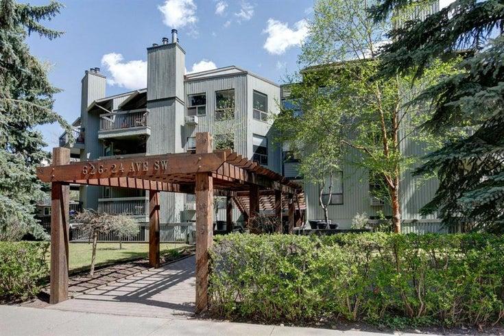 204, 626 24 Avenue SW - Cliff Bungalow Apartment for sale, 2 Bedrooms (A1106884)