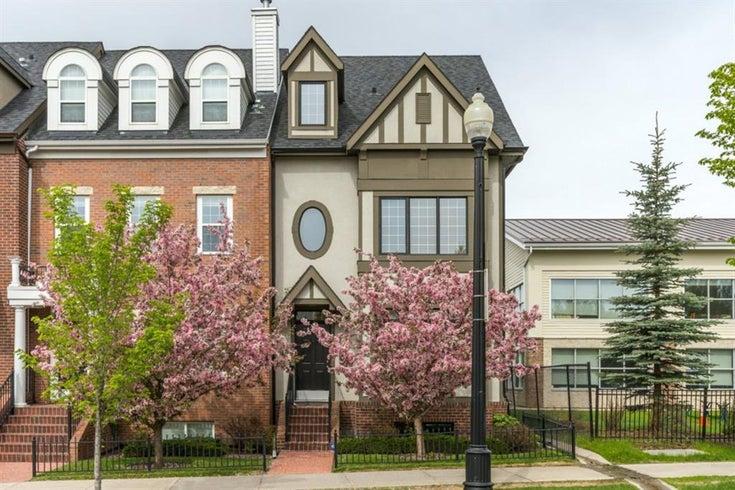 4111 Garrison Boulevard SW - Garrison Woods Row/Townhouse for sale, 3 Bedrooms (A1108505)