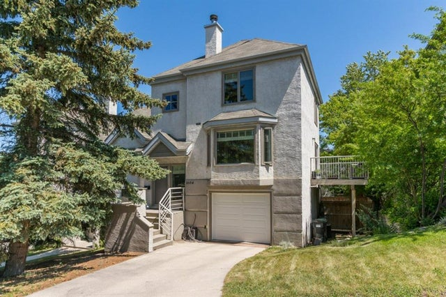 1604 16 Street SW - Sunalta Row/Townhouse for sale, 2 Bedrooms (A1120608)