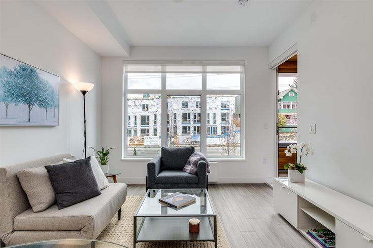 201 733 E 3RD STREET - Lower Lonsdale Apartment/Condo for sale, 1 Bedroom (R2442684)